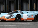 "Porsche 917 from ""Le Mans"" film heading to auction"
