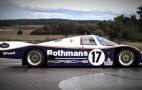 Chris Harris Drives The Legendary Porsche 962: Video