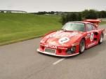 Porsche's 935 at Silverstone