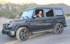 Mercedes-Benz To Send Out G-Class With Special G63 AMG Model?