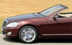 Possible S-Class convertible rendering