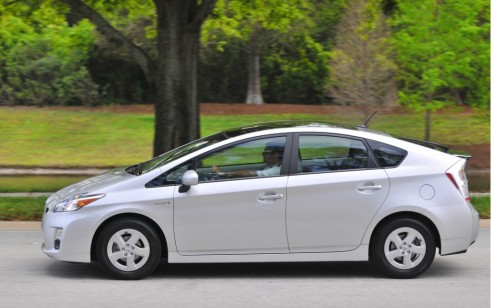 Pre-Production 2010 Toyota Prius in Orlando