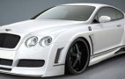 Premier4509 widebody kit for Bentley Continental GT