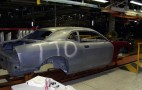 Dodge Challenger Preproduction Body Photos