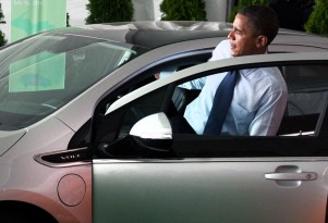 Obama: Use Oil &amp; Gas Lease Dollars To Fund Gasoline-Free Cars