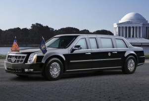 The Beast: President Barack Obama's High-Tech Super-Limo