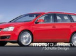 Preview: 2008 VW Golf Variant