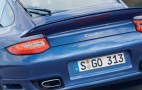 Preview: 2009 Porsche 911 Turbo facelift