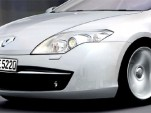 Preview: 2009 Renault Laguna Coupe