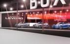 Subaru Bringing Levorg STI Concept To 2014 Tokyo Auto Salon