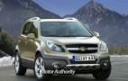 Preview: Opel and Chevy to launch mini-SUV by 2010