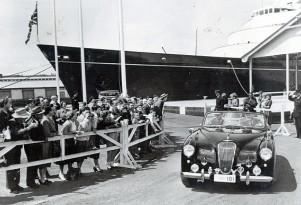 Prince Philip's 1953 Aston Martin Lagonda 3 Litre Drophead Coupe