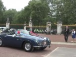 Prince William, Aston Martin DB6, Royal Wedding, 2011