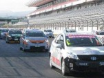 Prius Racing In Japan