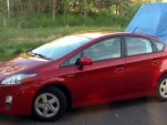 Like Hybrids? Like Camping? You'll Love The Prius Tent