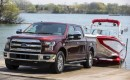 Pro Trailer Backup Assist  -  in 2016 Ford F-150