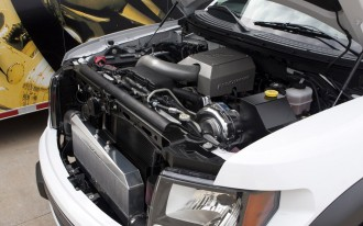 ProCharger Releases 600-HP Supercharger Kit For Ford F-150 SVT Raptor