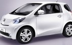 Production ready Toyota iQ minicar