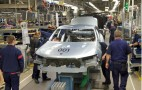 SAAB Resumes Production, New 9-5 First Off The Line