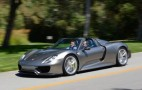 Porsche 918 Spyder: Plug-In Hybrid Sports Car Photo Gallery