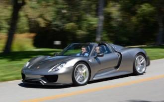 Best And Worst Car Ads, NHTSA Recall Database, Porsche 918 Spyder: Today's Car News