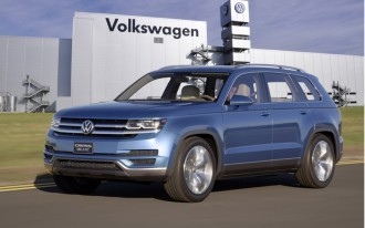 Volkswagen Brings Midsize SUV To Non-Unionized Chattanooga Plant; Production Starts 2016