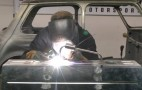 Fuel tank fabrication and wheel widening: Project Binky Episode 13