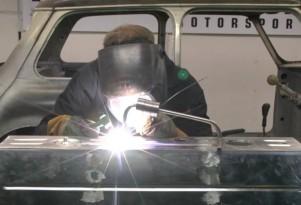 Project Binky, Episode 13 fuel tank fabrication