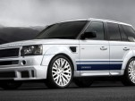Project Kahn and Cosworth Range Rover Sport 300