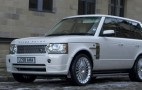 Project Kahn enhances the Range Rover Vogue