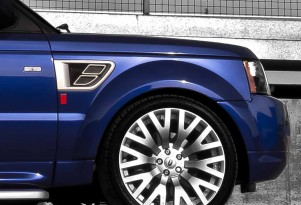 Project Kahn RS300 Range Rover Sport