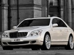 Project Kahn's Royal Wedding commemorative Maybach 57