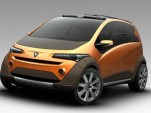 Tiny Lotus Engine Powers Proton Series Hybrid Mini-Car Concept