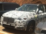 Spy Shots: 2015 BMW ActiveHybrid X5 Prototype