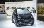 New Smart ForTwo Electric Drive to debut at 2016 Paris Auto Show