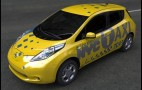 Nissan Leaf Electric Taxis Take On NYC In Pilot Plug-In Plan