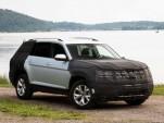 Prototype Volkswagen 7-Seat Crossover