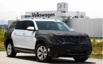 First ride: Volkswagen's new 7-seat, 3-row crossover