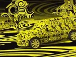 Psychedelic MINI Crossover preview