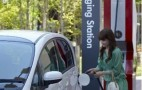 Washington State To Fit I-5 With EV Charging Stations