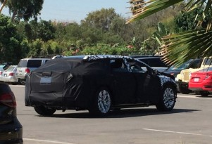 Is this Faraday Future's all-electric Tesla Model X fighter?