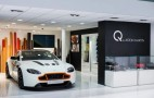 Q by Aston Martin Customization Program Gets Creative At 2014 Geneva Motor Show