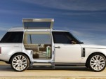 Q-VR stretched Range Rover