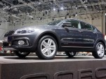 Qoros 3 Cross Hybrid Concept: Geneva Motor Show Photos