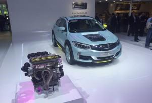 Qoros Qamfree concept, 2016 Beijing Auto Show