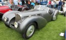 Quail 2010: Bugatti on Parade