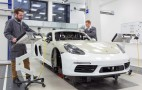 Porsche provides inside look at its quality control