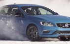 Volvo V8 Supercars Drivers Check Out The 2015 S60 Polestar: Video