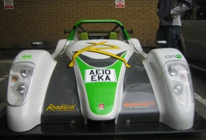 Drive An Electric Race Car From Alaska to S America? Why Not?