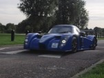 Radical RXC takes the speedbump challenge